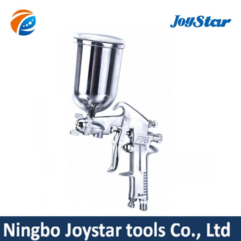 Ordinary Discount HVLP Gravity Feed Airbrush Spray Gun for Nail Art SP-75G to Morocco Manufacturers
