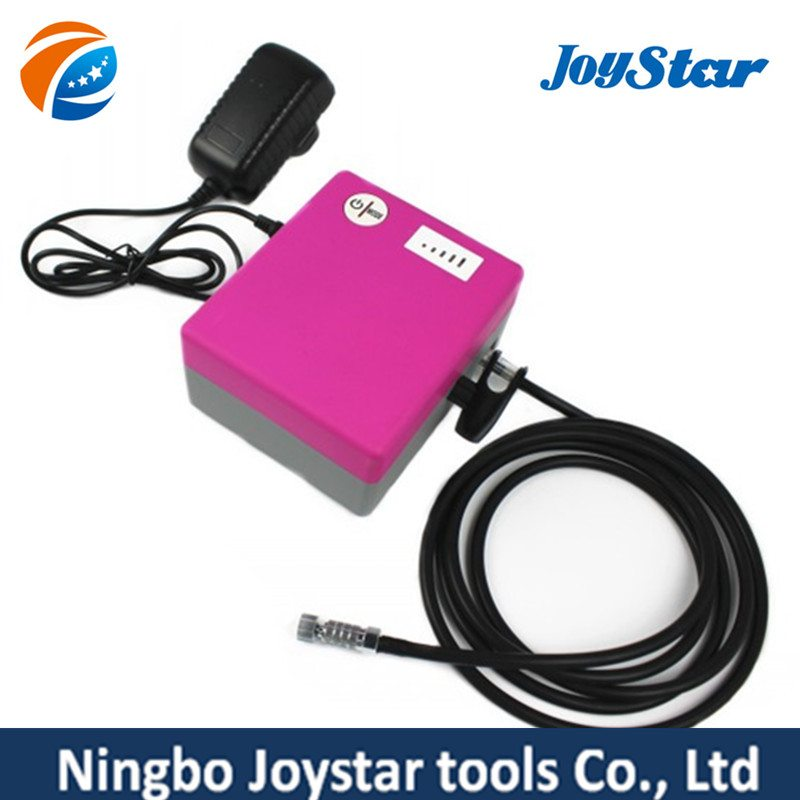 High definition New Mini Airbrush Compressor Makeup Nail Art With Air Hose AC08R for Guatemala Factory