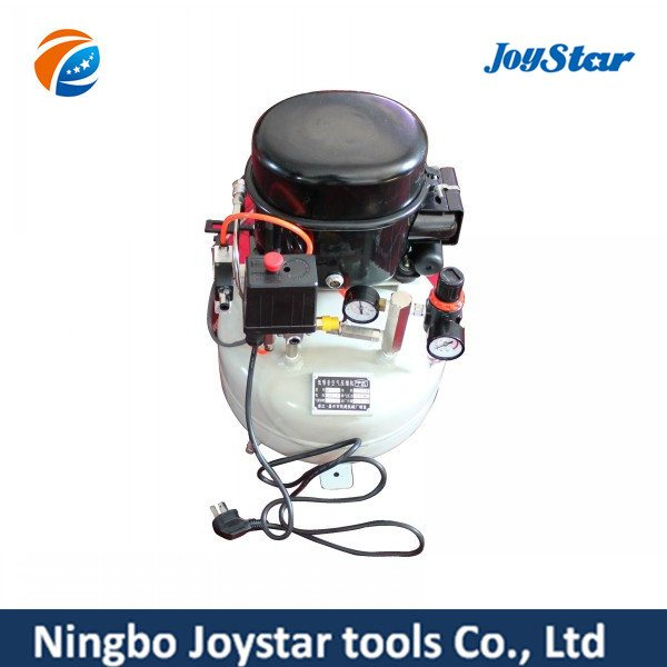 New Fashion Design for Silent Air Compressor for Painting Tattoo D1212 for Norwegian Importers detail pictures