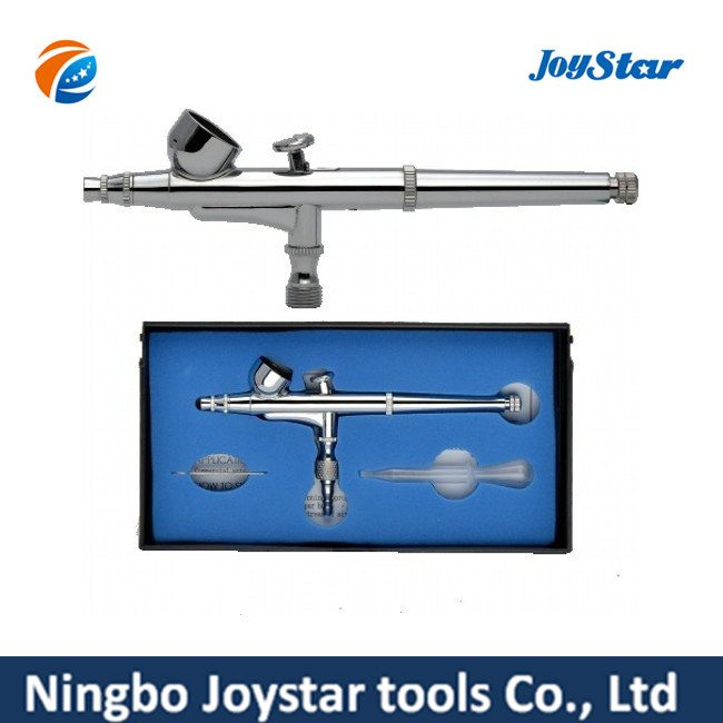 Short Lead Time for 0.2mm Dual-action Airbrush For Makeup AB-137E for Iran Factory