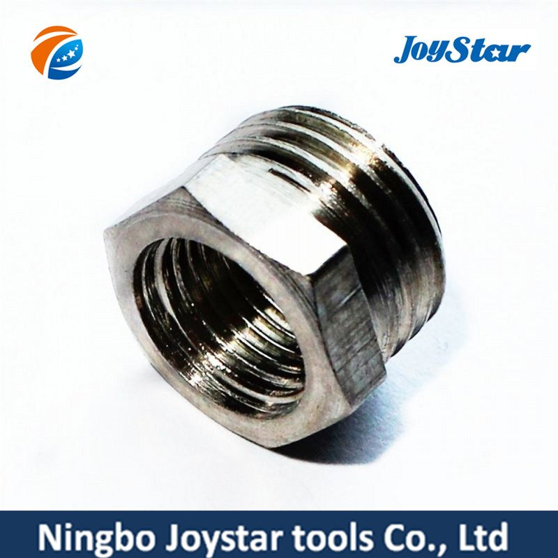 Reliable Supplier airbrush hose adaptor fitting connector AB-A4 for Kenya Factory