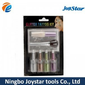 Glitter Tattoo Set 4