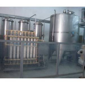 3T Pure Water Production Line IN CONGO