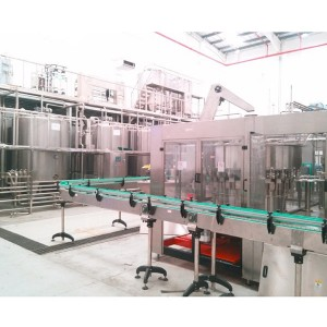 8000 BPH Juice Production Line IN DUBAI