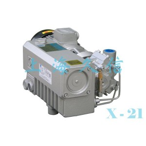 X-21 Single Stage Rotary dahon ng pakpak Vacuum Pump