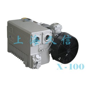 X-100 Single Stage Rotary Vane Vacuum Pump