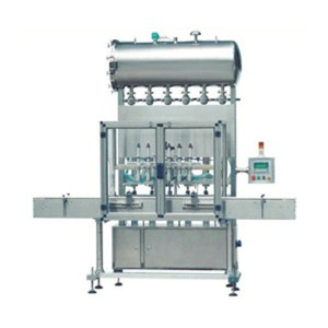 Tid Gravity Fylling Machine