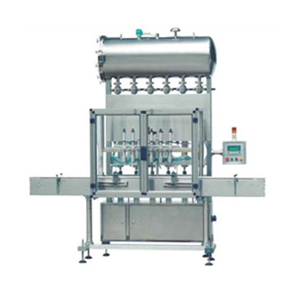 Massive Selection for Beverage Production Line - Time Gravity Filling Machine – Joysun