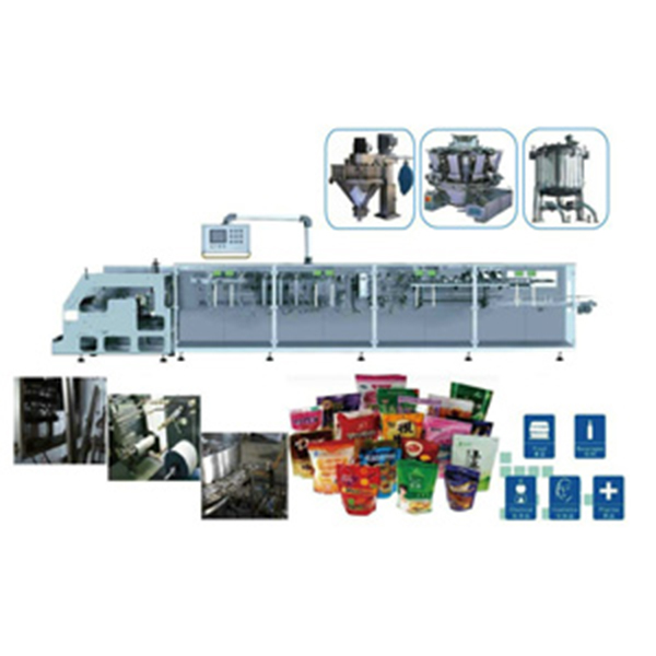 Low price for Vacuum Holding - Pouch Packing Machine – Joysun detail pictures