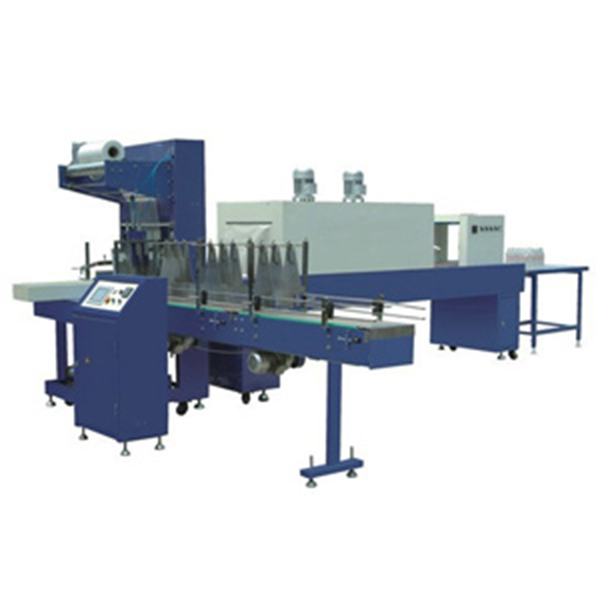 Bottom price Vacuum Loading - Shrink Film Wrap Packing Machine – Joysun