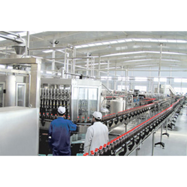 Beverage Production Line Featured Image