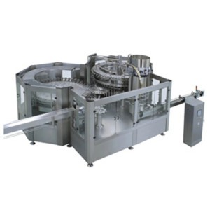 3-i-1 Carbonated drikke Fylling Machine
