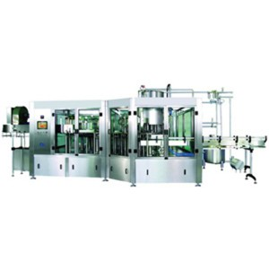 3-in-1 Hot Filling Machine