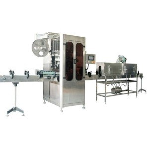 PVC Sleeve Shrink Labeling Machine