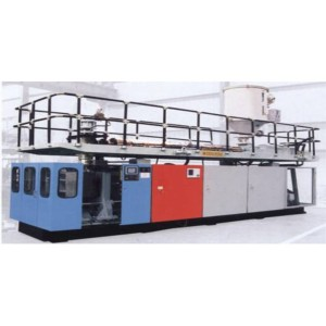 PC 5 Gallon Extrusion Blow Molding Machine