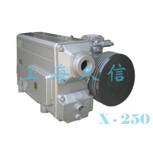 X-250 Single Stage Rotary Vane Vacuum Pump