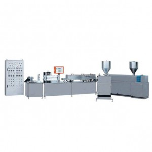 PE Tube Extruding & Cutting Machine