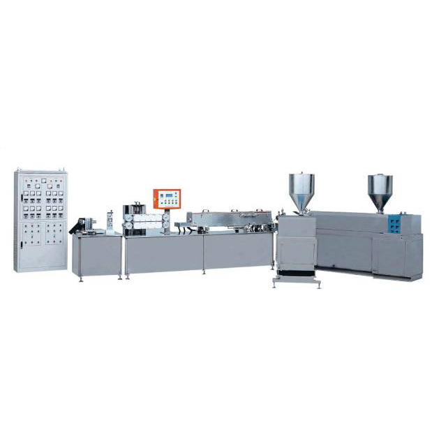 Factory Cheap Hot Plastic Injection Molding Machine - PE Tube Extruding & Cutting Machine – Joysun