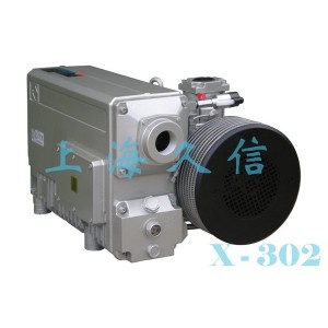 X-302 Single Stage Rotary Vane Vacuum Pump