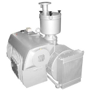 X-630 Single Stage Rotary Vane Vacuum Pump