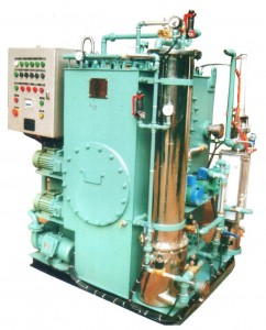WCBJ(159) Series Marine Sewage Treatment Plant