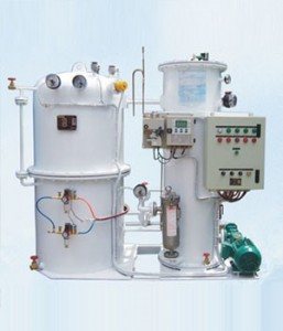 ZYFM Series 15ppm Bilge Oily Water Separator