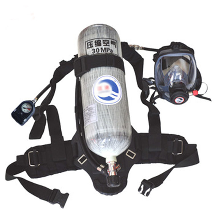 Self-contained Breathing Apparatus (SCBA) Featured Image