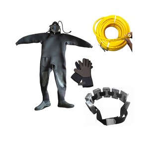 Fully Enclosed Diving Suit