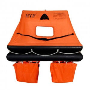 Yacht Used Inflatable Life Raft