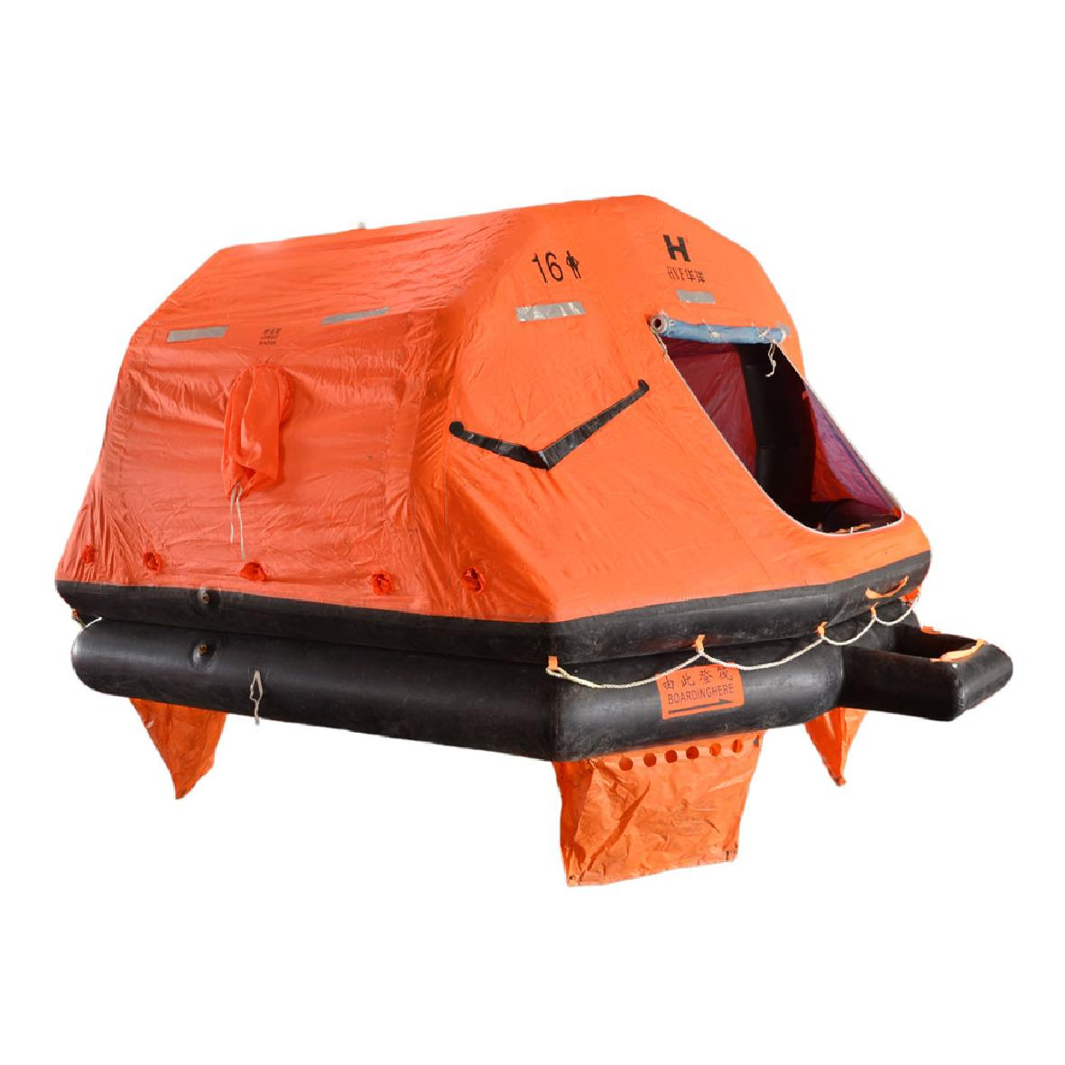 Thow-over Inflatable Life Raft Featured Image