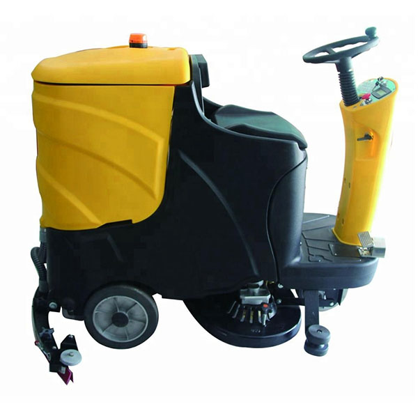 industrial cleaning machines with battery Featured Image