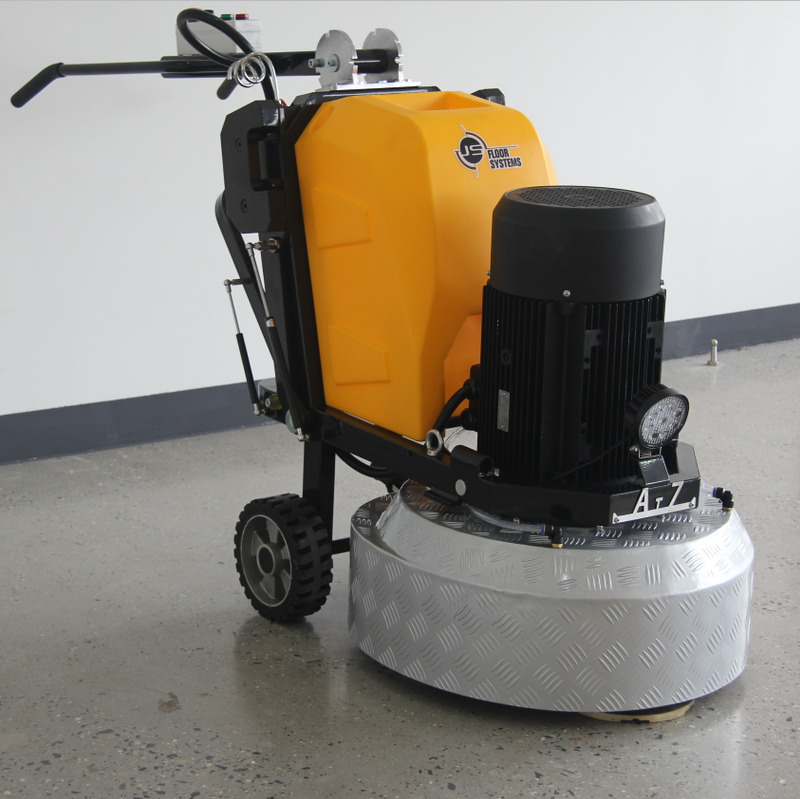 Epoxy Floor Coating Removal Machine