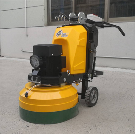 Concrete Terrazo Wet and Dry Grinder