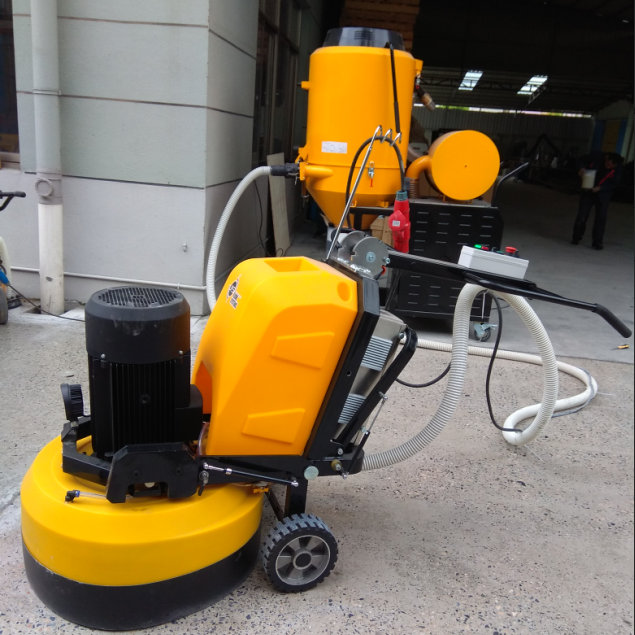 Special Design for Concrete Polishing Machine For Sale -