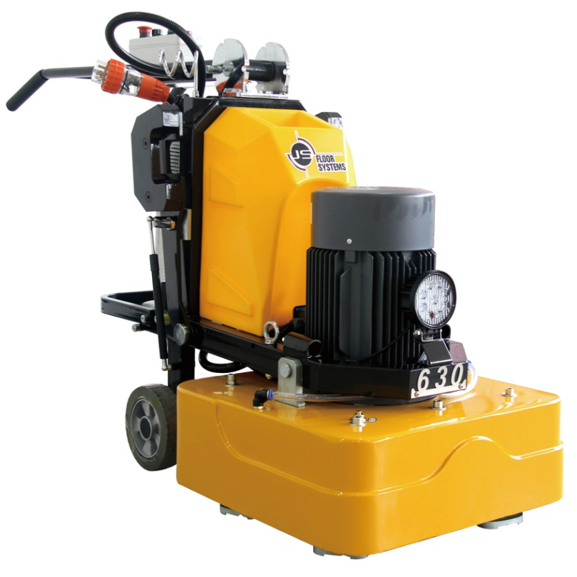 JS630 Stone and concrete floor polisher high quality epoxy concrete floor grinding machine