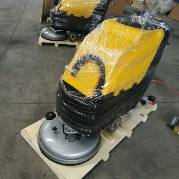Professional industrial floor scrubber machine co