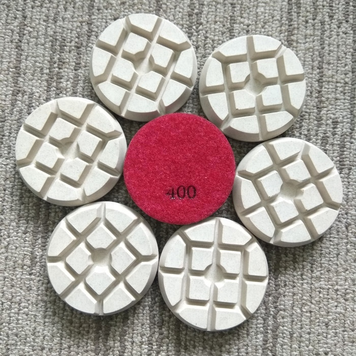 Hot sale Diamond Polishing Pads Set -