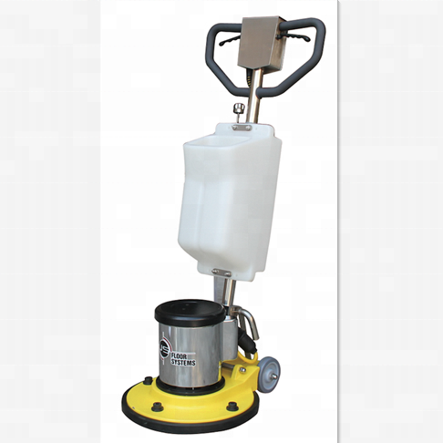 17inch Mini portable cleaning machine
