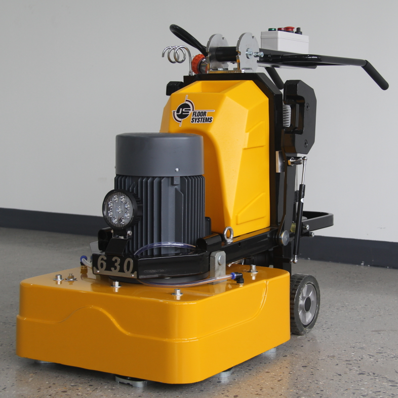 JS630 High quality CE certificated concrete floor grinding machine for sale