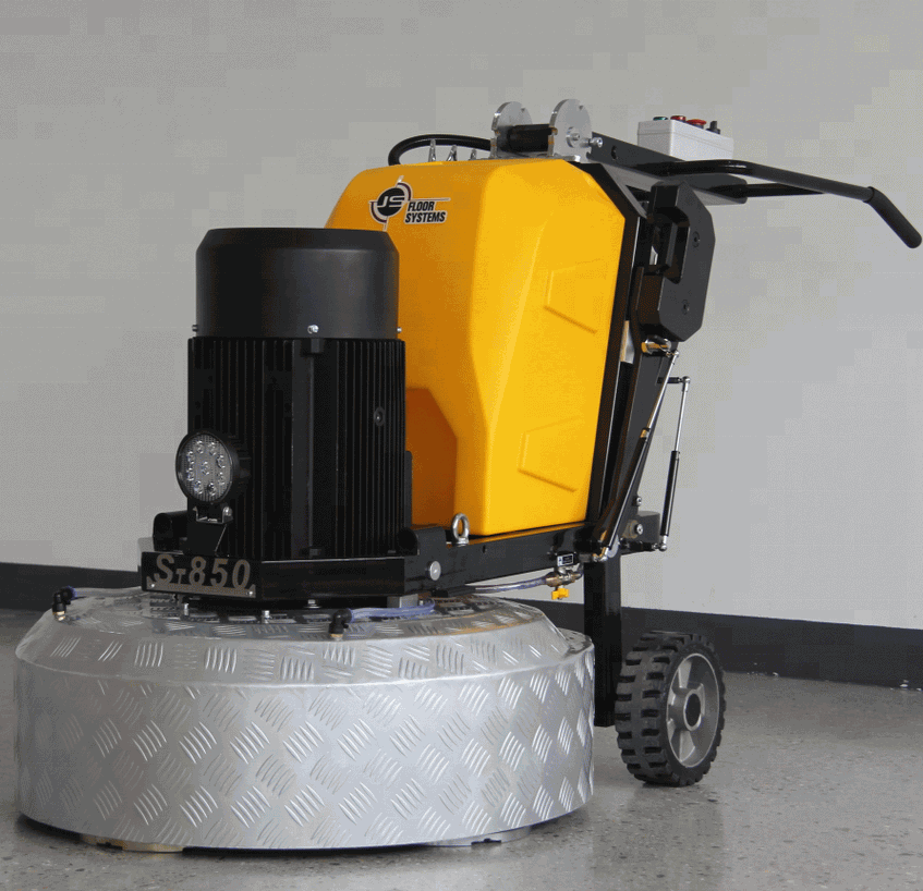 Concrete Repair Grinding Polishing Machine