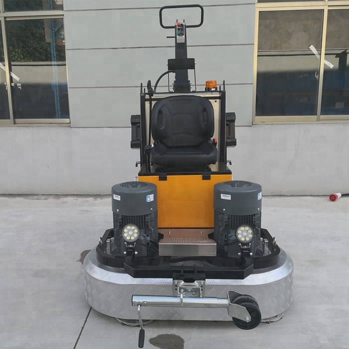 30HP Ride on Terrazzo Restoration, Cleaning Terrazzo, Polishing & Repairs machine D1400