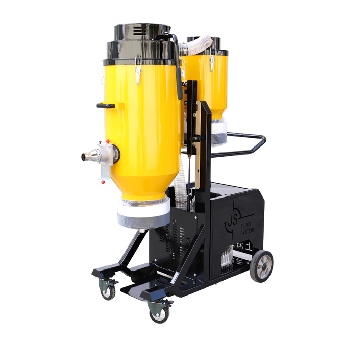 Industrial Cyclone Dust Extractor for Concrete Floor Grinding and Polishing