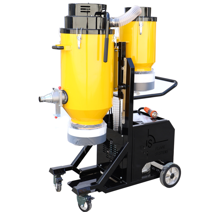 Dust Collector Industrial Cyclone Wet Dry Separator Extractor Vacuum Cleaner
