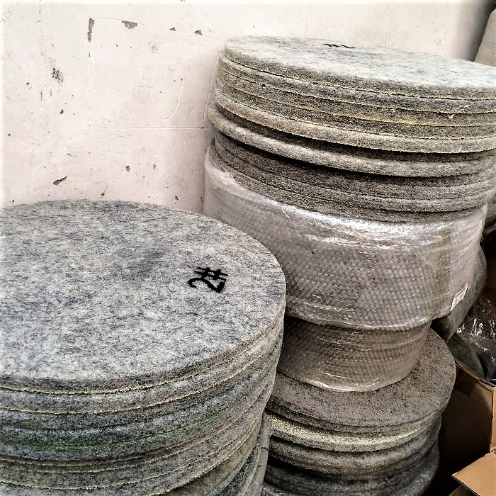China Hot Sale Polishing Machine Granite Marble Js Diamond Floor