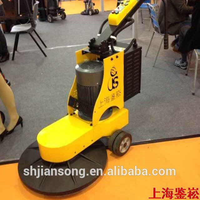 C8 china top high speed concrete marble terrazzo polisher machine