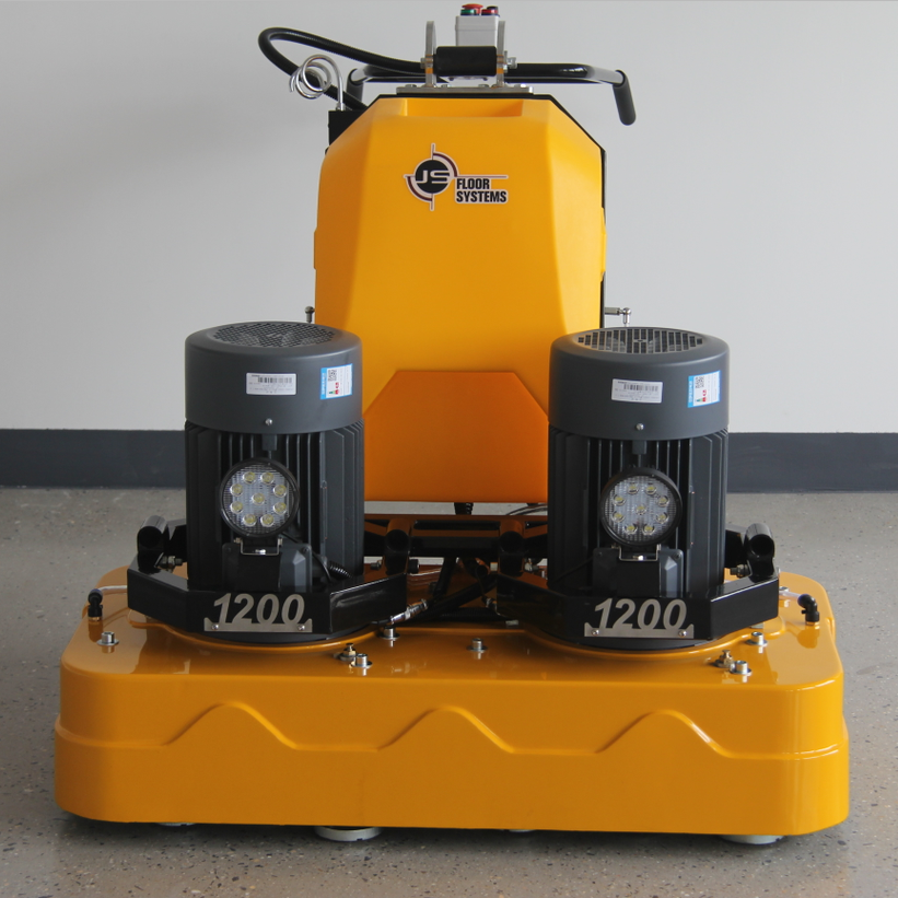 JS1200 Shanghai Jiansog Concrete Terrazzo Floor Grinder Polisher for sale