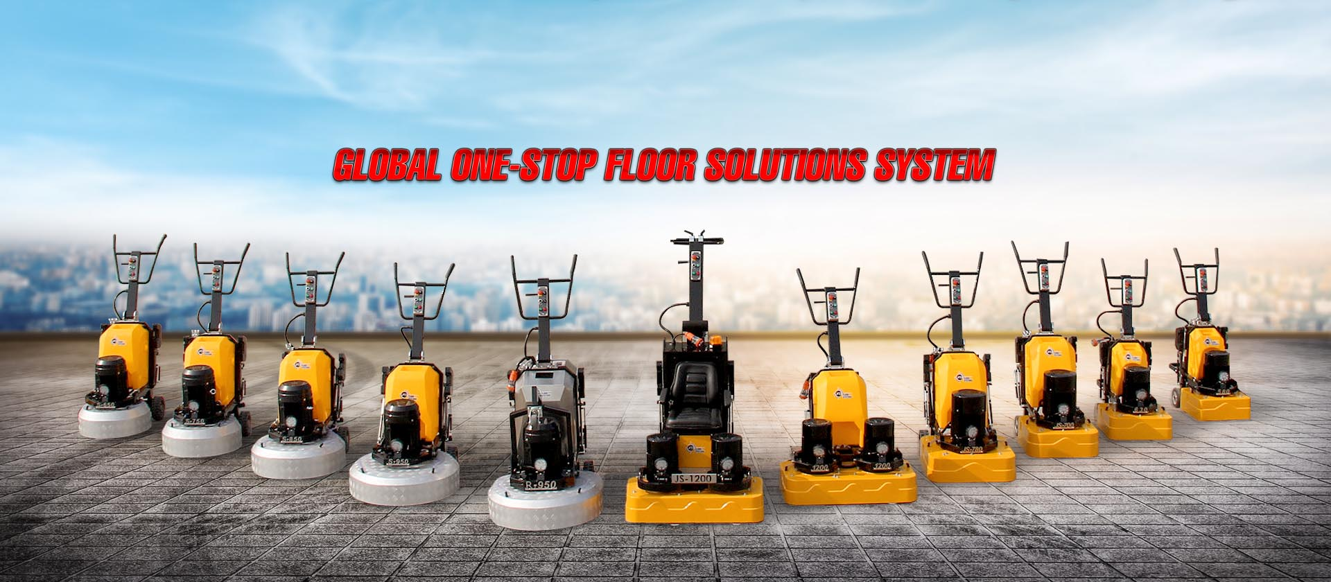 Global One-stop floor solutions