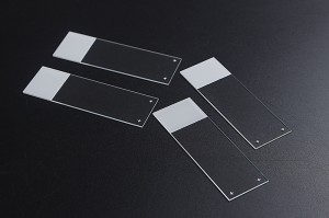 Positive Charged Microscope Slides Made From White Glass