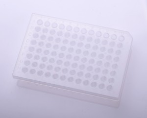 0.1ML/0.2ML 96WELLS PCR PLATE