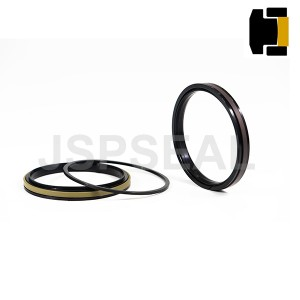 4 PIECES PTFE piston SEAL JSPGW